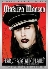 Marilyn Manson. Fear Of A Satanic Planet(Confezione Speciale)