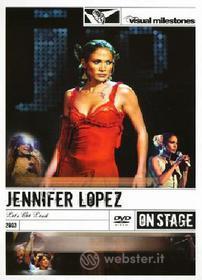 Jennifer Lopez. Live In Puerto Rico. Let's Get Loud