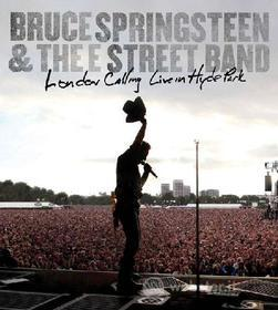 Bruce Springsteen & the E Street Band. London Calling: Live In Hyde Park (2 Dvd)