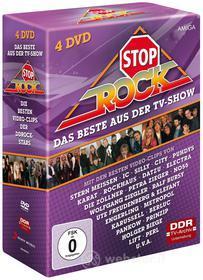 Stop! Rock (4 Dvd)