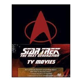 Star Trek. The Next Generation. Tv Movies (6 Dvd)