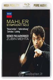Gustav Mahler - Symphony No.2 (Blu-Ray Audio) (Blu-ray)