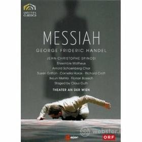 Georg Friedrich Handel. Messiah. Il messia