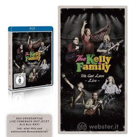 The Family Kelly - We Got Love Live (Blu-ray)