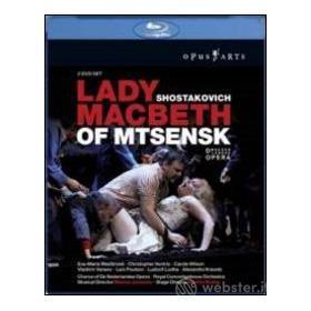 Dmitry Shostakovich. Lady Macbeth Of Mtsensk (Blu-ray)