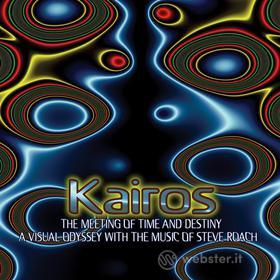Kairos - The Meeting Of Time And Destiny - Steve Roach (2 Dvd)
