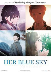 A Te Che Conosci L'Azzurro Del Cielo - Her Blue Sky (Blu-ray)