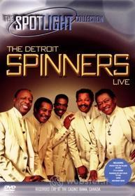 The Detroit Spinners - Live At The Casino Rama, Canada