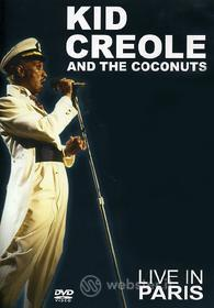 Kid Creole & The Coconuts. Live In Paris