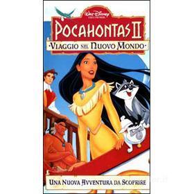 Pocahontas II. Viaggio nel nuovo mondo