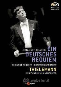 Johannes Brahms. Ein Deutsches Requiem