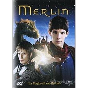 Merlin. Stagione 1 (4 Dvd)