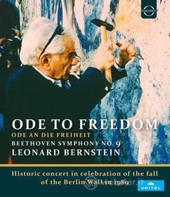 Leonard Bernstein - Ode To Freedom (Blu-ray)