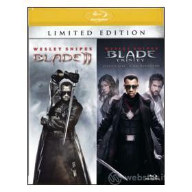 Blade 2. Blade. Trinity. Limited Edition (Cofanetto 2 blu-ray)