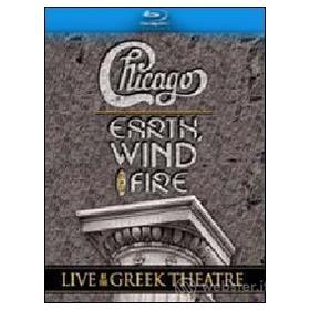 Chicago & Earth, Wind And Fire. Live at the Greek (Blu-ray)