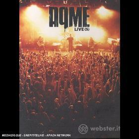 Aqme - Live (S) (Digipack)