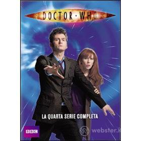 Doctor Who. Stagione 4 (4 Dvd)