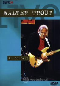 Walter Trout. In Concert. Ohne Filter