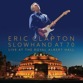 Eric Clapton - Slowhand at 70 Live at Royal Albert Hall (2 Cd+Dvd+Book)