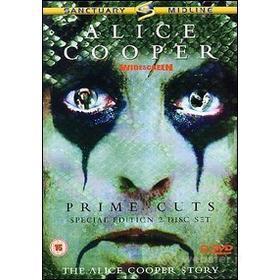 Alice Cooper. Prime Cuts (2 Dvd)