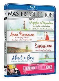 Book Master Collection (5 Blu-Ray) (Blu-ray)