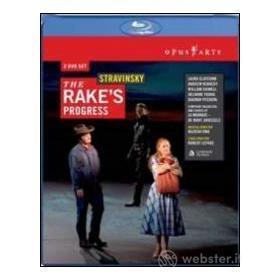 Igor Stravinsky. The Rake's Progress. Carriera di un libertino (Blu-ray)