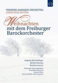 Christmas with the Freiburg Baroque Orchestra. Weihnachten mit dem Freiburger... (2 Dvd)