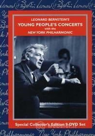 Bernstein / New York Philharmonics - Young People'S Concert (9 Dvd)
