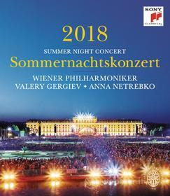 Sommernachtskonzert 2018 / Summer Night (Blu-ray)