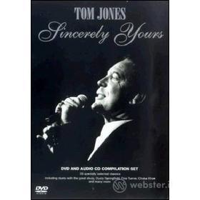 Tom Jones. Sincerely Yours