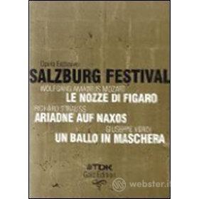 Opera Exclusive. Salzburg Festival (4 Dvd)
