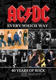 AC/DC. Every Which Day: 40 Years of Rock (2 Dvd)