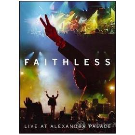 Faithless. Live At Alexandra Palace