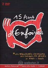 Les Enfoires - 15 Ans D'Enfoires (2 Dvd)