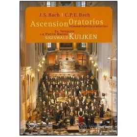 Johann Sebastian Bach. Carl Philipp Emanuel Bach. Ascension Oratorios