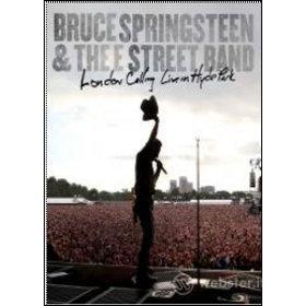 Bruce Springsteen & the E Street Band. London Calling: Live In Hyde Park (Blu-ray)
