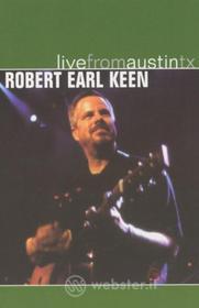 Robert Earl Keen - Live From Austin Tx