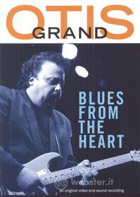 Otis Grand - Blues From The Heart