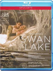 Pyotr Ilyich Tchaikovsky. Il lago dei cigni (Blu-ray)