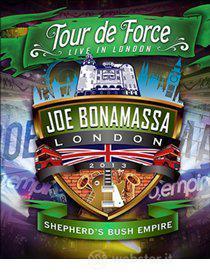 Joe Bonamassa. Tour de Force. London. Shepherd's Bush Empire