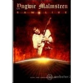 Yngwie Malmsteen. Raw Live
