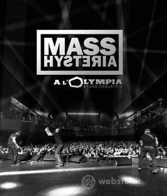 Mass Hysteria - A L Olympia (Blu-ray)