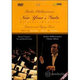 New Year's Gala 1996. Dances and Gypsy Tunes. Brahms, Ravel, Berlioz.