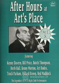 Art Hodes- After Hours At Art'S Place Vol. 2