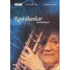 Ravi Shankar. In Portrait