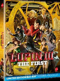 Lupin III - The First (Limited Edition) (Blu-ray)