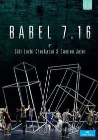 Sidi Larbi Cherkaoui - Babel 7.16 (Blu-ray)