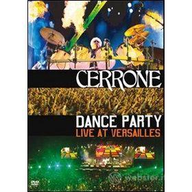 Cerrone. Dance Party. Live at Versailles