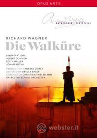 Richard Wagner. Die Walkure. La valchiria (2 Dvd)