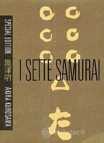I Sette Samurai (SE) (2 Dvd+Libro)